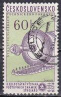 Cecoslovacchia, 1959 - 60h Part Of Steam Condensed Turbine - Nr.915 Usato° - Czechoslovakia