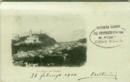 ARTEGNA ( UDINE ) PANORAMA - FINE 800 - SPEDITA (BG5596) - Udine
