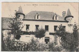 19 (Corrèze)  MEYMAC  - Le Château De Sarrazin , De Grand-Rieu - Altri Comuni