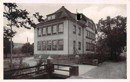Echt Foto AK 1943 Mühlacker Enzberg Lager Reichsarbeitsdienst Für Die Weibliche Jugend DR Beflaggung - Mühlacker