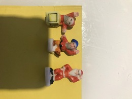 Fèves Lot Père Noël - Cartoons