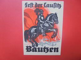 Bautzen 3eme Reich 1935-1940 PROPAGANDA - Briefe U. Dokumente