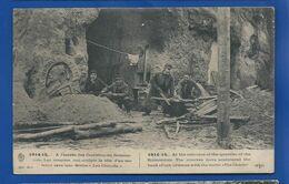 SOISSON    Carriéres   Les Zouaves Ont Sculté La Tête   Les Chacal    Animées   écrite En 1915 - Soissons