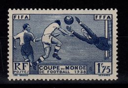 YV 396 N** Coupe De Monde De Football Cote 35 Euros - Frankreich