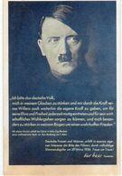 "DC3641 - WW2 Propaganda Germany Militaria - ""Adolf Hitler"" REPRO - War 1939-45"