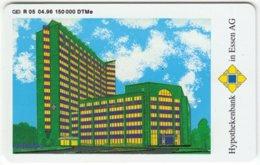 GERMANY R-Serie A-193 - 05 04.96 - Advertsing, Money Institute - MINT - Deutschland