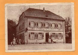 Offenburg I B Germany 1936 Postcard - Offenburg