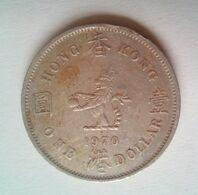 HK $1.00 1970 - Hongkong