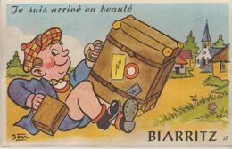 64 BIARRITZ ( Je Suis Arrive En Beaute ) - Móviles (animadas)