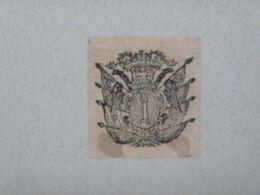 Ex-libris Héraldique Illustré XVIIIème - ITALIE - COLONNA - Bookplates