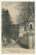 76 - Saint-Wandrille-Rançon - Le Chemin De L'Abbaye - Saint-Wandrille-Rançon