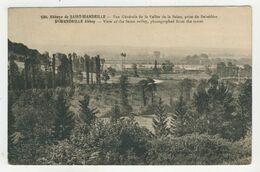 76 - Abbaye De Saint-Wandrille - Vue Générale De La Vallée De La Seine, Prise Du Belvédère - Saint-Wandrille-Rançon