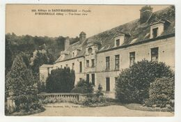 76 - Abbaye De Saint-Wandrille - Façade - Saint-Wandrille-Rançon