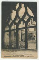 76 - Abbaye De Saint-Wandrille - Vue Prise De La Galerie Du Cloître Sur La Cour Intérieure - Saint-Wandrille-Rançon