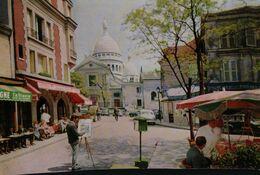 9770  PUB PARIS    ECRITE - Frankreich