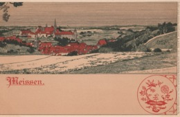 Cartolina / Postcard - Non  Viaggiata - Unsent / Germania -   Meissen, Veduta - Other