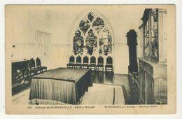 76 - Abbaye De St-Wandrille - Salle à Manger - Saint-Wandrille-Rançon