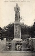 TALMAS Le Monument Aux Morts - Otros Municipios