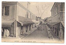 Batna , Une Rue Du Quartier Arabe - Batna