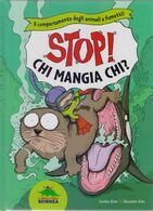 Stop Chi Mangia Chi? - Sanha Kim Hanmin Kim - Books, Magazines, Comics