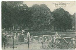 ITEGEM 1912: Buitengoed Van Mr Hanssens Zicht In Den Hof - Heist-op-den-Berg
