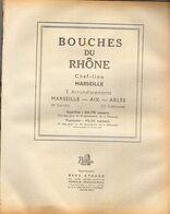 ANNUAIRE - 13 - Département Bouches Du Rhône - Année 1948 - édition Didot-Bottin - Telephone Directories