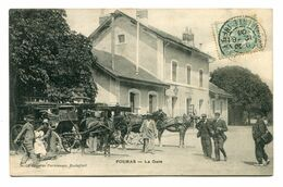 17 - Charente Maritime  - Fouras La Gare (N1574) - Fouras-les-Bains