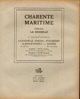ANNUAIRE - 17 - Département Charente Maritime - Année 1948 - édition Didot-Bottin - Telephone Directories