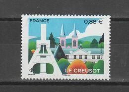 """FRANCE / 2019 / Y&T N° 5345 ** : """"Touristique"""" (Le Creusot - Saône-et-Loire) X  1 - Neufs"""