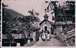 Val D'Anniviers, Quimet Sur Vissoie VS, Rue Animée (8684) - VS Valais