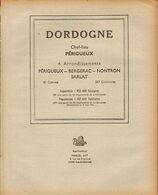 ANNUAIRE - 24 - Département Dordogne - Année 1948 - édition Didot-Bottin - Telephone Directories