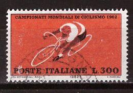 PIA - REP - 1962 - Campionati Del Mondo Di Ciclismo  - (SAS 946) - 1961-70: Usati