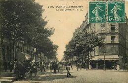 PARIS  18 Arrondissement  Rue Ordener - Distretto: 18