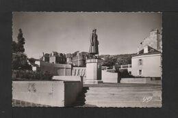 CPSM Pf . 76 . SAINTE-ADRESSE . Le Monument Albert 1er . - Sainte Adresse