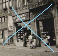 Photo LIEGE Qunicaillerie Générale Quai De La Balle 1948 - Plaatsen