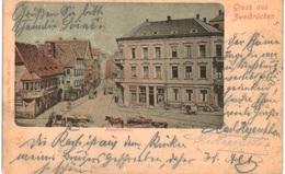 Allemagne - Zweibrücken - Hauptstrasse - Gruss - Zweibruecken