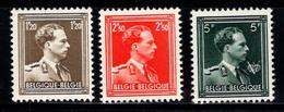 Belgique 1936-1951 Neuf ** 100% Léopold III - Nuovi