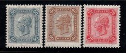 Autriche 1905 Mi. 130-132 Neuf ** 100% Empereur F. Joseph, 50 H, 60 H, 72 H - 1850-1918 Impero