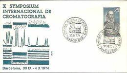 MATASELLOS 1974 BARCELONA - 1931-Aujourd'hui: II. République - ....Juan Carlos I