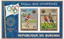 Burundi Hb 59sd SIN DENTAR - 1970-79: Neufs