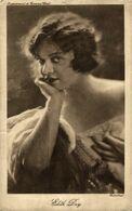 Edith Day.  8.5*13.5 Cm // Plain Back - Attori