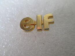 PIN'S    ELF   LTO PARIS - Carburants