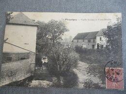 Picquigny   Vieille Somme Et Vieux Moulin  (tel Quel) - Picquigny