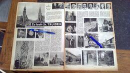 OUD WEEKBLAD JAREN '50 .... Zo Leeft SINT TRUIDEN - Sammlungen
