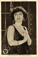 Dorothy Phillips.  8.5*13.5 Cm // Plain Back - Attori