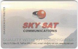 MONTENEGRO A-046 Chip MonteCard - Advertising, Communication - Used - Montenegro