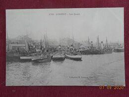 CPA - Lorient - Les Quais - Lorient