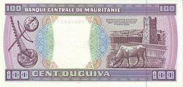 MAURITANIA P.  4j 100 O 2001 UNC - Mauritania