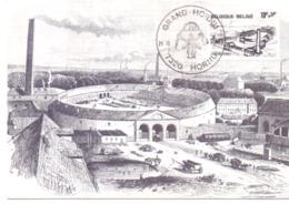 Belgique N° 1946 Sur Carte Maximum - Maximum Cards