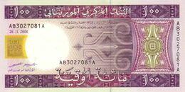 MAURITANIA P. 10b 100 O 2006 UNC - Mauritania